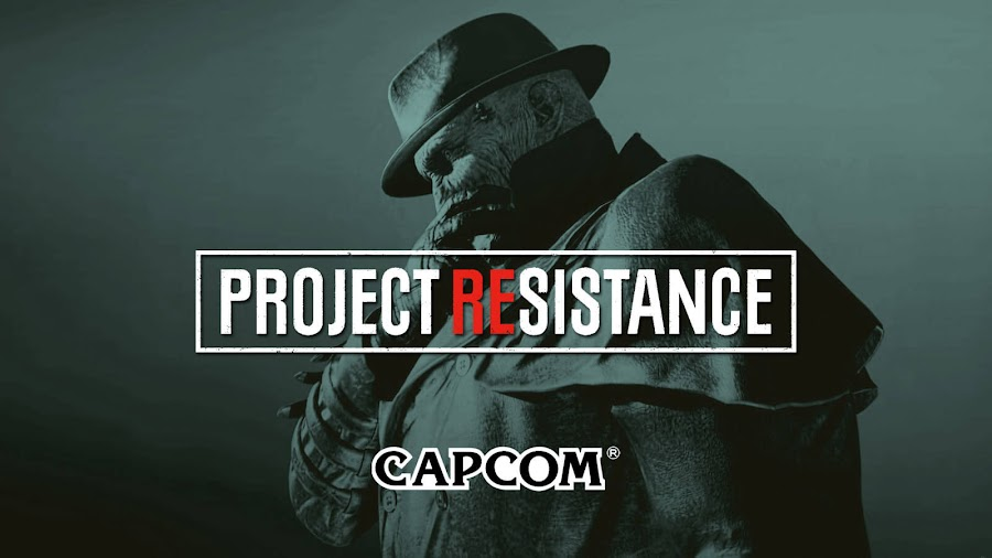 resident evil project resistance teaser trailer mr x capcom tokyo game show 2019 pc ps4 xb1