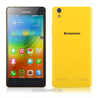 Cara Flash Lenovo K30-TM 100% Sukses