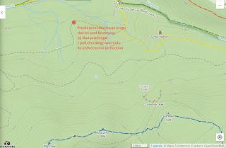Lokalizacja skoczni narciarskiej pod Kostrzyną