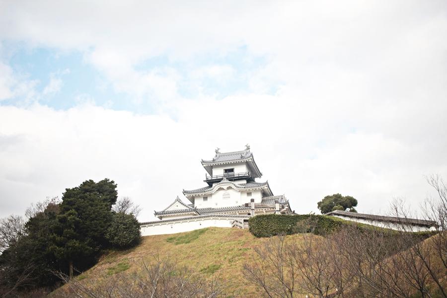 kakegawa castle shizuoka