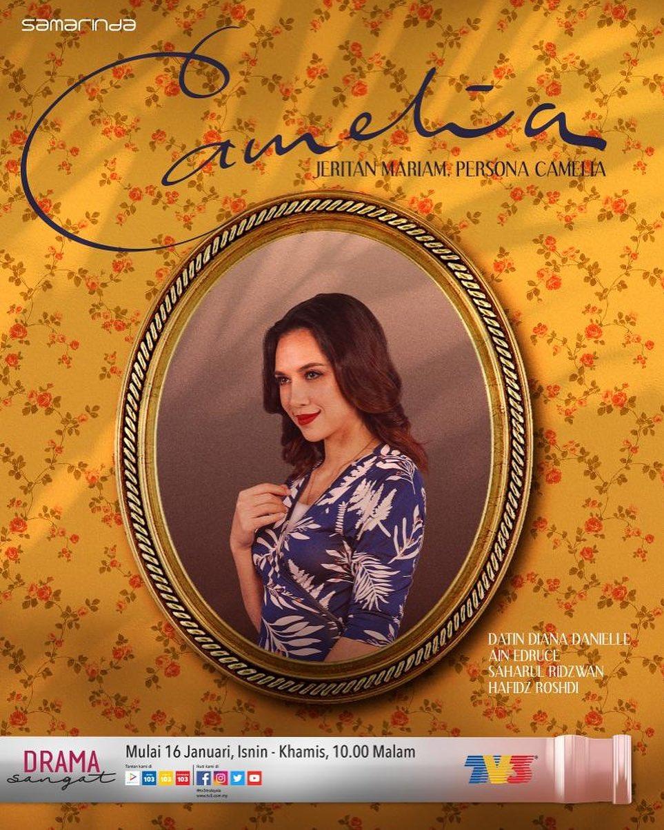 Drama Lakonan Saharul Ridzwan, Diana Danielle