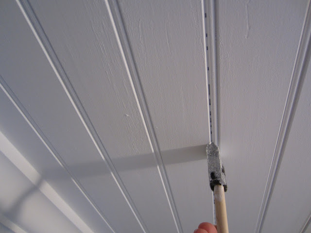 How to Paint Beadboard