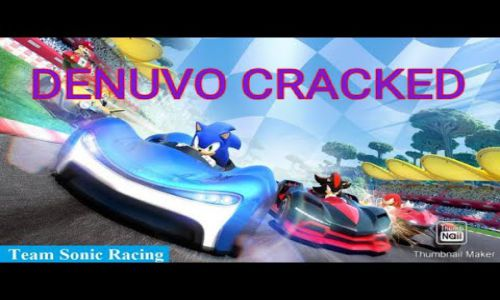 Download Team Sonic Racing Highly Compressed