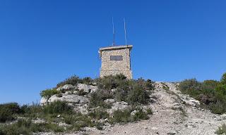 Puig de la Cova (El repte dels 100 cims)