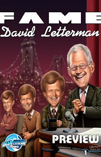 David Letterman - Cover