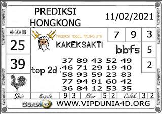 Prediksi Togel HONGKONG DUNIA4D 11 FEBRUARI 2021