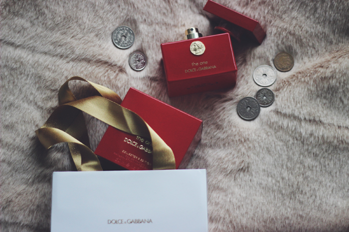 Dolce & Gabbana The One Collector's Edition Fragrance beauty blog review