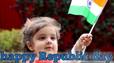 Happy republic day beautiful baby images