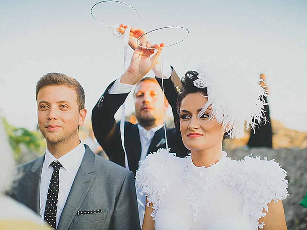 Φωτογράφιση γάμου στη Ρόδο