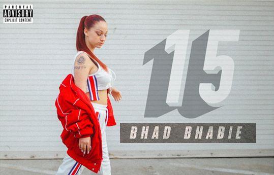 """Bhad Bhabie """"15"""" Mixtape"""