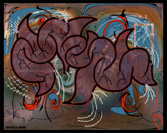 graffiti tagging spray paint