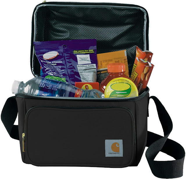 Deluxe Lunch Cooler Bag