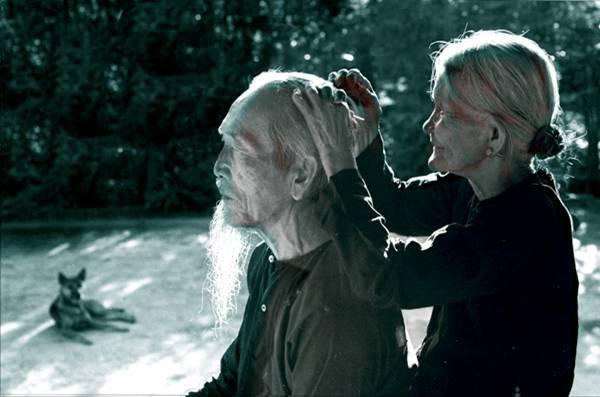 Thơ vợ chồng già chung thủy yêu thương nhau