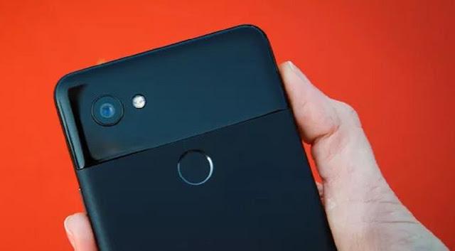 Google Pixel 2 Review Lens