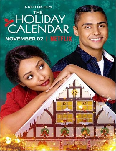 pelicula El calendario de Navidad