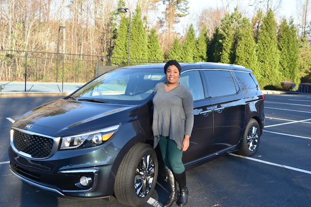 2016 KIA Sedona SXL Review  via  www.productreviewmom.com