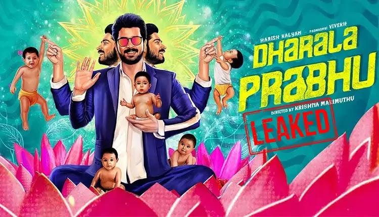 Dharala Prabhu Full HD Movie Leaked Online To Download By Tamilrockers & Movierulz