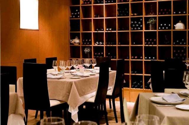 Restaurante Damasqueros em Granada