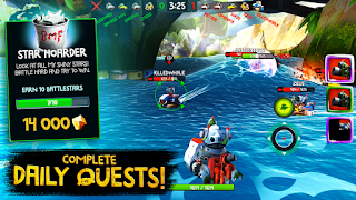 Battle Bay Mod Apk v2.4.15113 Full Action