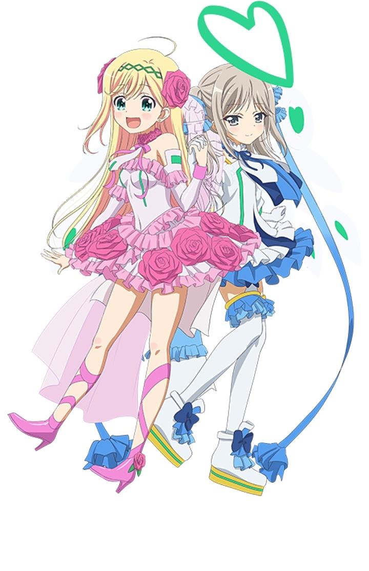 Moonlight Summoners Anime Sekai Hina Logic From Luck