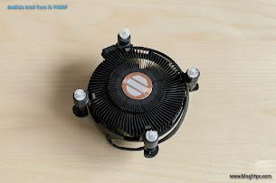 Disipador Intel Core i5 11400F