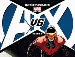Cover of Avengers vs. X-Men Infinite 6 Comic eBook