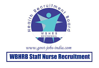 WBHRB Staff Nurse Recruitment 2020