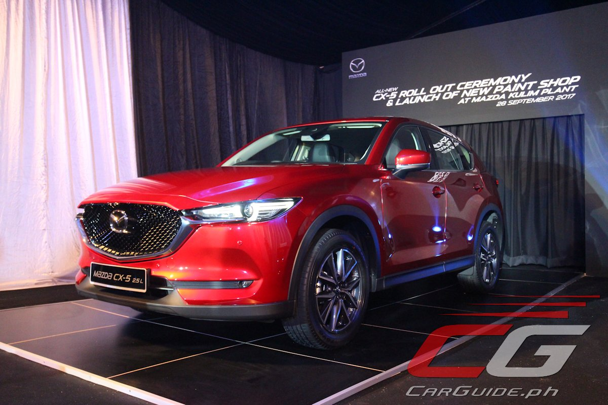 Mazda motor corporation has announced that its sales and production company in malaysia mazda malaysia sdn bhd has begun producing the all new