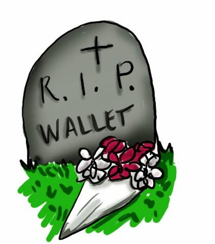 RIP wallet