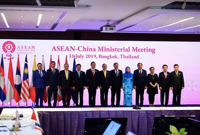 Việt Nam phản đối mạnh mẽ nhóm tàu HD-8 của Trung Quốc tại hội nghị ASEAN