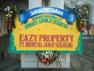 bunga papan congratulation surabaya