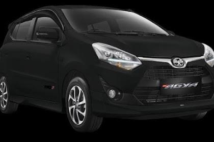 Promo Toyota Agya, Harga Semakin Terjangkau!