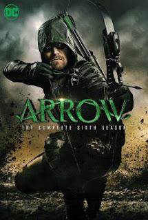 Baixar Arrow 6ª Temporada Torrent Dublado - BluRay 720p/1080p
