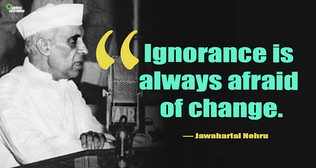 Jawaharlal Nehru Quotes on independence day