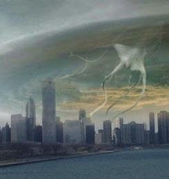 Benarkah Ada Makhluk yang Tinggal di Atmosfer Kita?