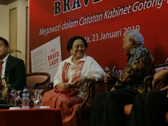 Megawati: Kenapa Perempuan Indonesia Tidak Mau jadi Seperti Saya?