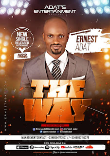 Ernest Adat – The Way mp3