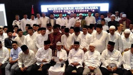 Masyarakat Cinta Masjid Indonesia Tolak Hasil Ijtimak Ulama III