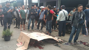 Jl. Raya Cipicung Baleendah Memakan Korban Lakalantas