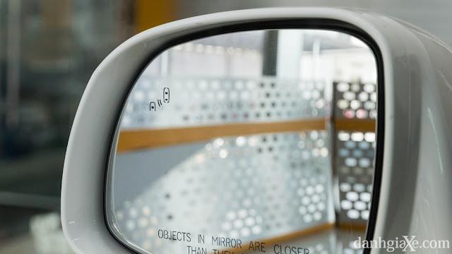 Gương chiếu hậu xe Captiva Revv 2016 chính hãng GM