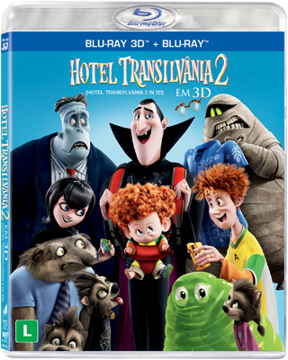 Baixar 68757 63 Hotel Transilvânia 2   Dublado e Dual Audio   BDRip XviD e RMVB Download