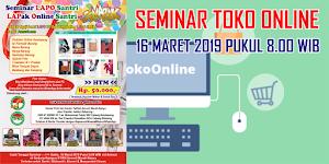 Seminar Toko Online
