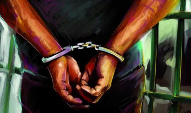 المهدية : إلقاء القبض على شخص طعن شقيقه