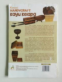 Kreasi Handycraft Kayu Kelapa