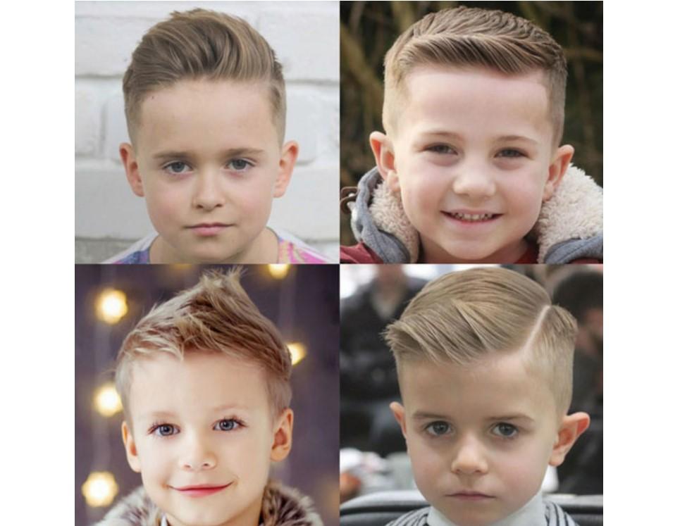 30 Model Rambut Anak Cowok Tipis Terbaru Untuk Umur 2 Tahun Di 2020 Kanalmu