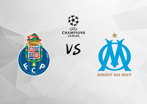 Porto vs Olympique Marseille  Resumen