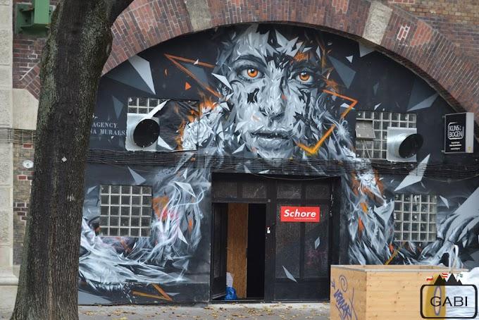 Wiedeński street art