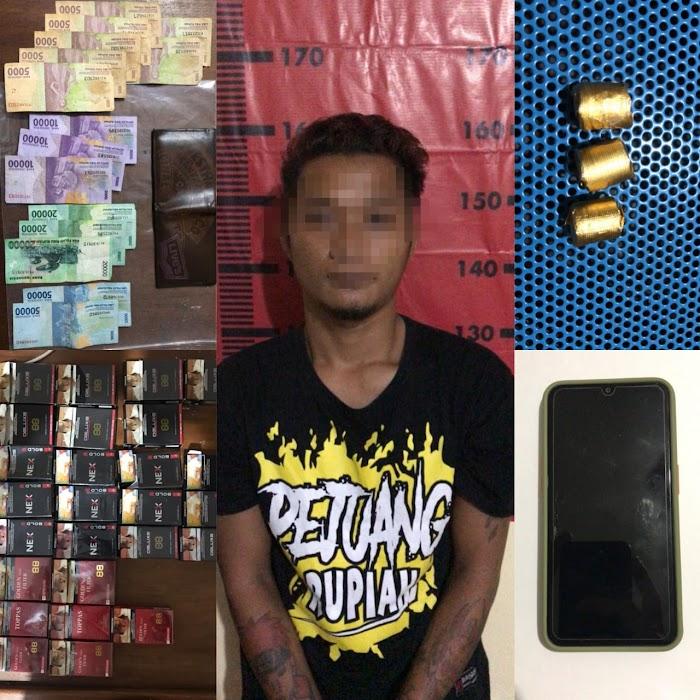 Polisi Berhasil Meringkus Pengedar Pil Koplo 10 Ribuan
