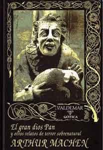 El gran dios Pan, Una magnifica recopilación editada por Valdemar