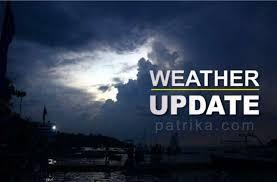 उत्तर बिहार के जिलों में 3 मई तक तेज हवा के साथ बारिश की संभावना